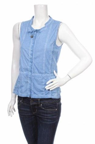 Γυναικείο πουκάμισο Kenny S., Μέγεθος M, Χρώμα Μπλέ, 100% βαμβάκι, Τιμή 11,13€