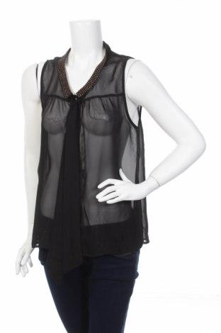 Дамска риза Only, Размер M, Цвят Черен, Цена 4,50лв.