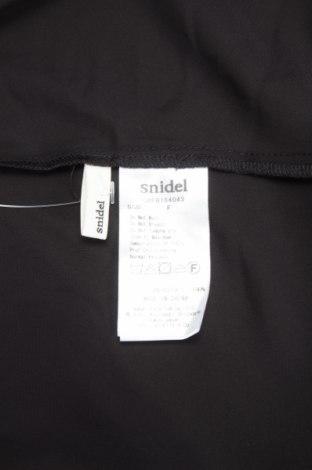 Γυναικείο πουκάμισο Snidel, Μέγεθος S, Χρώμα Μαύρο, 100% πολυεστέρας, Τιμή 9,28€