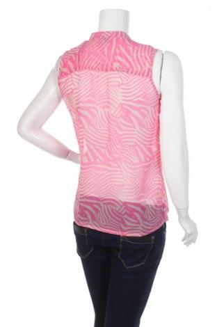 Γυναικείο πουκάμισο Ze-Ze, Μέγεθος S, Χρώμα Ρόζ , 100% πολυεστέρας, Τιμή 8,66€