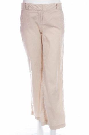Дамски панталон Comma,, Размер S, Цвят Бежов, 63% памук, 33% полиамид, 4% еластан, Цена 11,60лв.