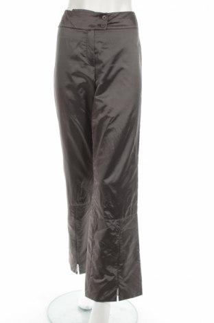 Дамски спортен панталон, Размер L, Цвят Сив, 54% полиестер, 36% полиамид, 10% полиуретан, Цена 13,20лв.