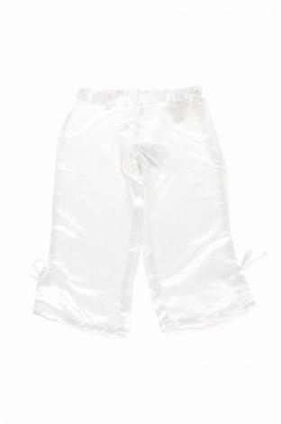 Παιδικό παντελόνι Lemur Caribu, Μέγεθος 2-3y/ 98-104 εκ., Χρώμα Λευκό, 64% βισκόζη, 36% πολυεστέρας, Τιμή 5,10€