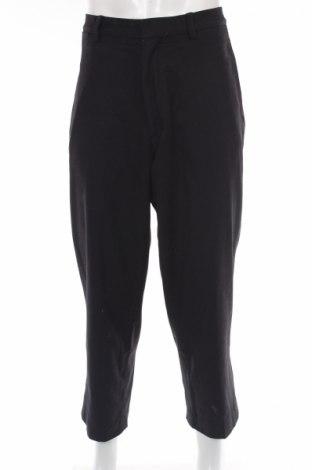 Мъжки панталон Banana Republic, Размер L, Цвят Черен, Памук, полиестер, полиамид, еластан, Цена 13,09лв.