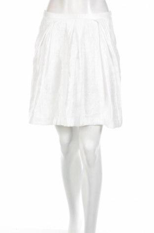 Пола H&M, Размер S, Цвят Бял, Цена 25,65лв.