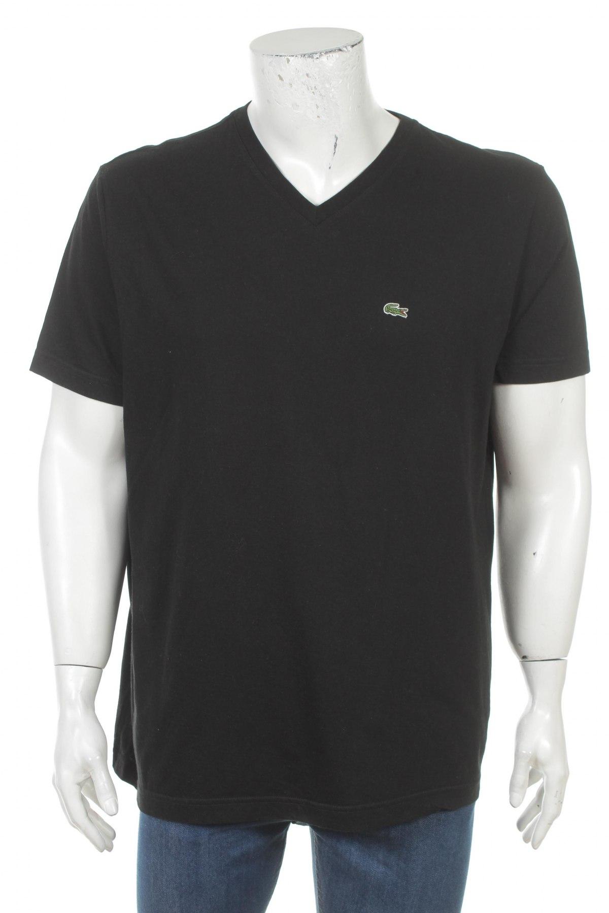 4070d28e1012 Ανδρικό t-shirt Lacoste - σε συμφέρουσα τιμή στο Remix -  100221291