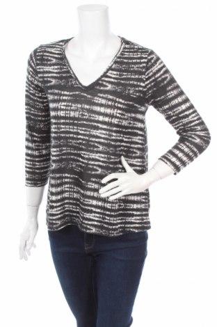 Γυναικεία μπλούζα KappAhl, Μέγεθος XS, Χρώμα Γκρί, 95% πολυεστέρας, 5% ελαστάνη, Τιμή 2,81€
