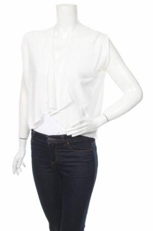 Γυναικεία ζακέτα Ellos, Μέγεθος S, Χρώμα Λευκό, 55% ραμί, 45% βισκόζη, Τιμή 4,29€