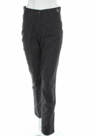 Дамски панталон Cappopera, Размер S, Цвят Сив, 82% памук, 18% полиестер, Цена 11,88лв.