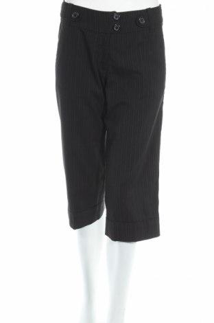 Дамски панталон H&M, Размер S, Цвят Черен, 64% полиестер, 34% вискоза, 2% еластан, Цена 7,71лв.
