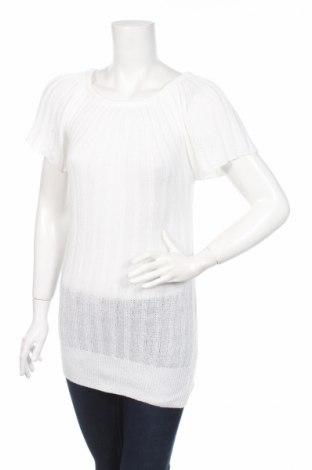 Дамски пуловер, Размер S, Цвят Бял, Цена 5,60лв.