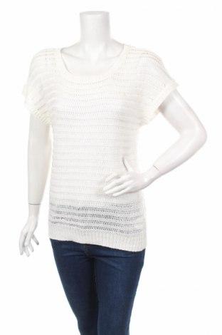 Дамски пуловер Cubus, Размер S, Цвят Бял, Акрил, Цена 5,98лв.
