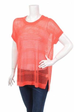 Дамски пуловер Jeanswest, Размер S, Цвят Оранжев, 80% акрил, 20% полиамид, Цена 6,44лв.