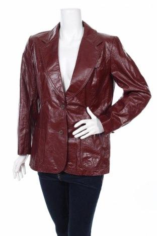 Dámska kožená bunda Isaco   Kawa - za výhodnú cenu na Remix -  103113223 41ace8d5b21