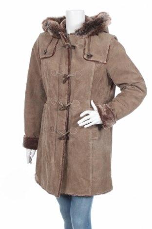 Δερμάτινο γυναικείο παλτό Liv