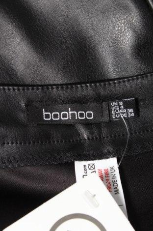 Кожена пола Boohoo