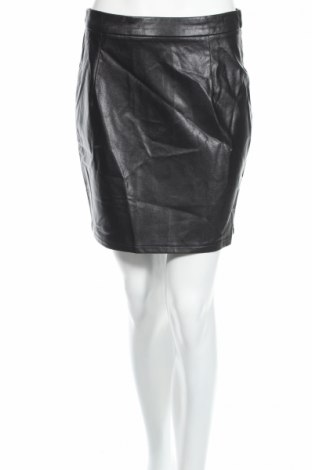 Δερμάτινη φούστα Boohoo
