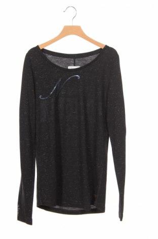 Блуза за бременни Baker Bridge, Размер 15-18y/ 170-176 см, Цвят Черен, 48% вискоза, 48% полиестер, 4% метални нишки, Цена 3,75лв.