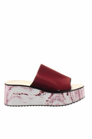 Papuče Topshop, Veľkosť 39, Farba Červená, Textil, Cena  11,52€