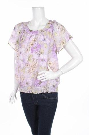 Дамска блуза Alfred Dunner, Размер M, Цвят Многоцветен, Полиестер, Цена 5,06лв.