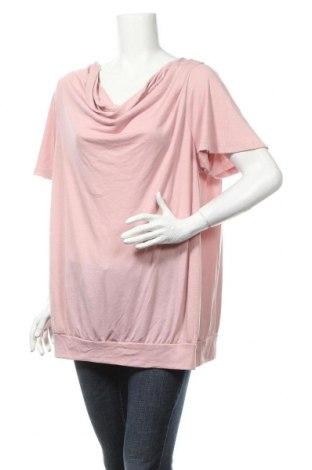 Дамска блуза Beme, Размер S, Цвят Розов, 65% полиестер, 35% вискоза, Цена 4,25лв.