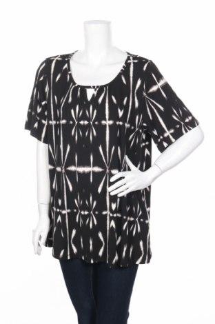 Дамска блуза Beme, Размер M, Цвят Многоцветен, Полиестер, еластан, Цена 4,25лв.