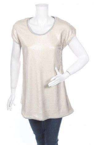 Дамска блуза Cream, Размер M, Цвят Екрю, Полиестер, Цена 11,74лв.