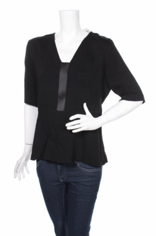 Γυναικεία μπλούζα Sinequanone, Μέγεθος XL, Χρώμα Μαύρο, 89% βισκόζη, 11% πολυαμίδη, Τιμή 11,34€
