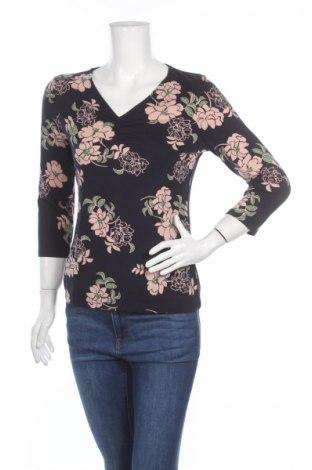 Дамска блуза Un Jour Ailleurs, Размер S, Цвят Многоцветен, 96% вискоза, 4% еластан, Цена 9,00лв.