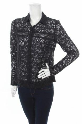 Dámská košile  Caroll, Rozměr M, Barva Černá, 35% bavlna, 35% viskóza, 30% polyamide, Cena  290,00Kč