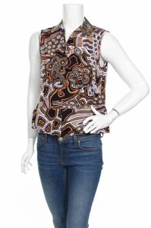 Дамска риза Mayerline, Размер M, Цвят Многоцветен, Памук, Цена 4,50лв.