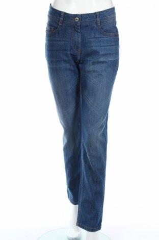 Dámské džíny  Deerberg, Rozměr L, Barva Modrá, Cena  561,00Kč