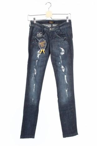 Γυναικείο Τζίν Killah, Μέγεθος XS, Χρώμα Μπλέ, 98% βαμβάκι, 2% ελαστάνη, Τιμή 10,99€