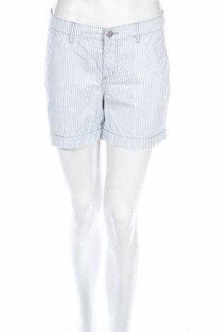 Дамски къс панталон, Размер L, Цвят Син, Памук, Цена 4,75лв.
