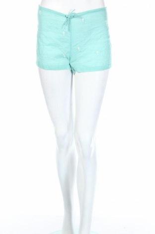 Дамски къс панталон Antik Batik, Размер M, Цвят Син, Памук, Цена 24,15лв.