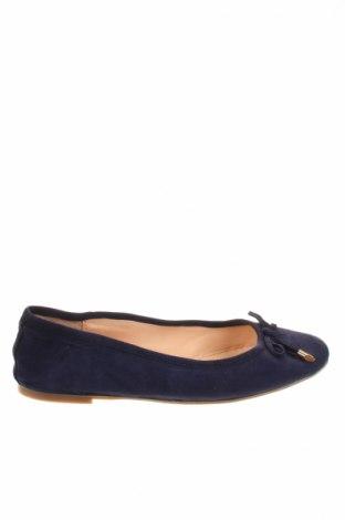 Γυναικεία παπούτσια About You, Μέγεθος 39, Χρώμα Μπλέ, Φυσικό σουέτ, Τιμή 7,42€