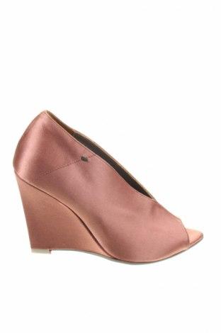 Дамски обувки Aeyde, Размер 36, Цвят Розов, Текстил, Цена 72,25лв.
