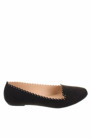 Dámske topánky  Dorothy Perkins, Veľkosť 40, Farba Čierna, Textil, Cena  21,90€