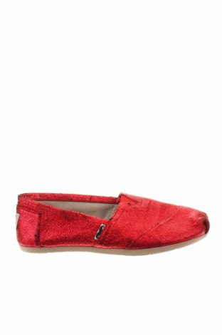 Дамски обувки Keep Fred, Размер 36, Цвят Червен, Текстил, Цена 7,00лв.