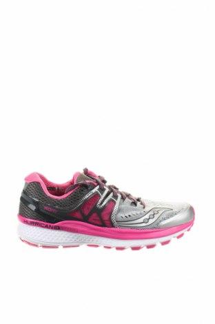 Γυναικεία παπούτσια Saucony, Μέγεθος 40, Χρώμα Πολύχρωμο, Κλωστοϋφαντουργικά προϊόντα, Τιμή 36,88€