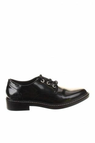 Γυναικεία παπούτσια Steve Madden, Μέγεθος 38, Χρώμα Μαύρο, Δερματίνη, Τιμή 23,04€