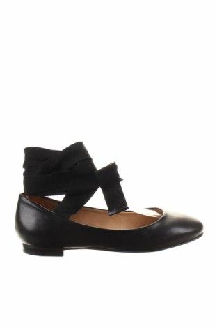 Γυναικεία παπούτσια Topshop, Μέγεθος 36, Χρώμα Μαύρο, Γνήσιο δέρμα, Τιμή 15,72€