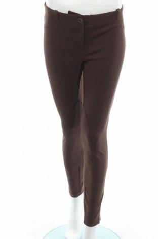Γυναικείο παντελόνι Apart, Μέγεθος XS, Χρώμα Καφέ, 78% πολυεστέρας, 19% βισκόζη, 3% ελαστάνη, Τιμή 9,09€