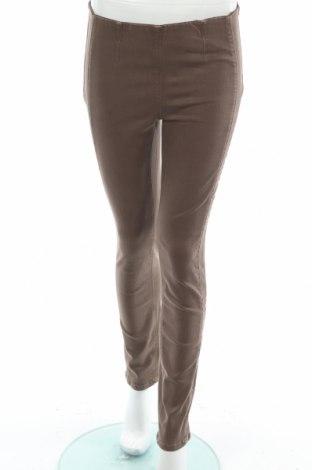 Γυναικείο παντελόνι Biba, Μέγεθος XS, Χρώμα Καφέ, 92% βαμβάκι, 6% πολυεστέρας, 2% ελαστάνη, Τιμή 23,97€