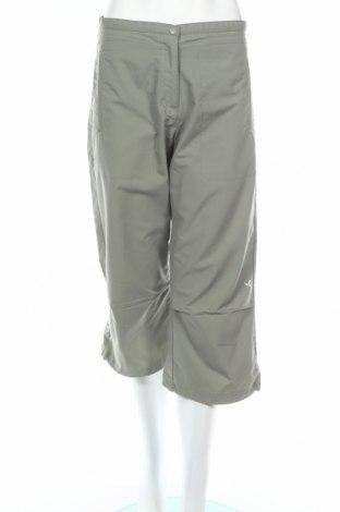 Дамски спортен панталон Domyos, Размер M, Цвят Зелен, Полиестер, Цена 3,78лв.