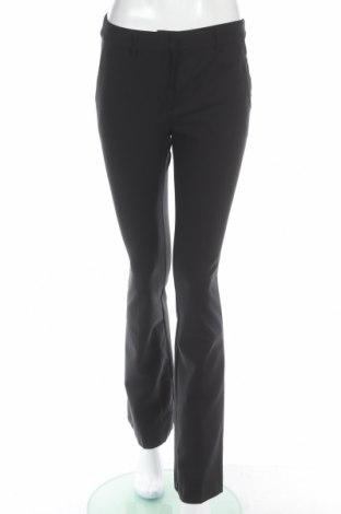 Γυναικείο παντελόνι Kiomi, Μέγεθος XS, Χρώμα Μαύρο, 63% βαμβάκι, 33% πολυαμίδη, 4% ελαστάνη, Τιμή 8,04€