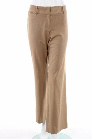 Дамски панталон Loft By Ann Taylor, Размер M, Цвят Кафяв, 48% полиестер, 48% вискоза, 4% еластан, Цена 17,94лв.