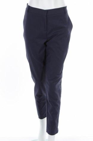 Γυναικείο παντελόνι Morgan, Μέγεθος L, Χρώμα Μπλέ, 49% πολυαμίδη, 48% βαμβάκι, 3% ελαστάνη, Τιμή 15,98€