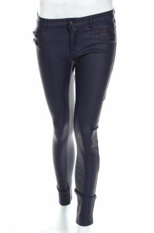 Γυναικείο παντελόνι Star by S...*, Μέγεθος M, Χρώμα Μπλέ, 65% βαμβάκι, 30% πολυεστέρας, 5% ελαστάνη, Τιμή 7,48€