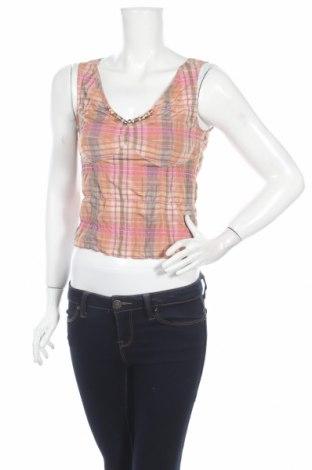 Γυναικείο αμάνικο μπλουζάκι Apriori, Μέγεθος S, Χρώμα Πολύχρωμο, 99% πολυεστέρας, 1% ελαστάνη, Τιμή 3,69€